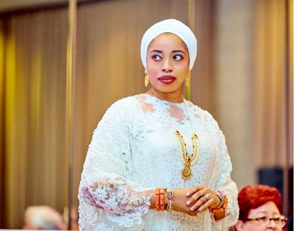 """Olori Wuraola Ogunwusi - """"Ooni and I Are No More, I Never Cheated On Him"""" - Olori Wuraola Finally Speaks Out On Marriage Crash"""