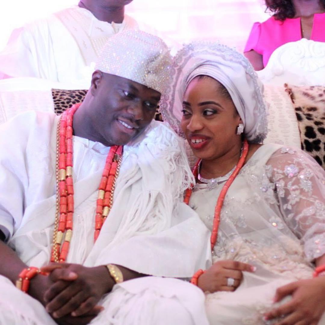 Oni Olori - Ooni of Ife's Wife Dismisses Marriage Crash Reports