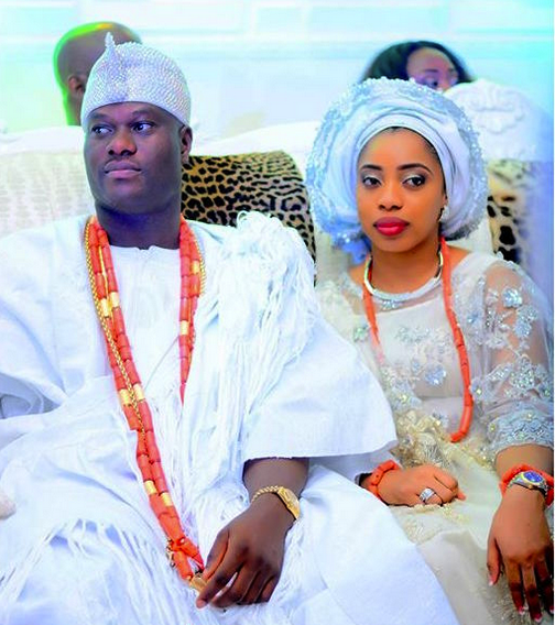 Ooni Of Ife Reacts to Failed Marriage with Olori Wuraola