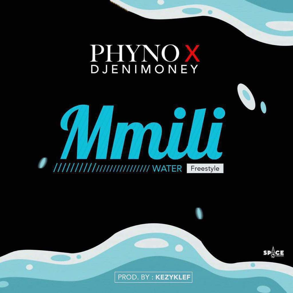 Photo of MUSIC: Phyno x DJ Enimoney – 'Mmili (Water)' (Freestyle)