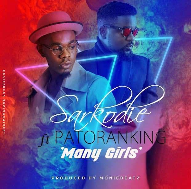 Photo of MUSIC: Sarkodie ft. Patoranking – 'Many Girls (Kankpe)'