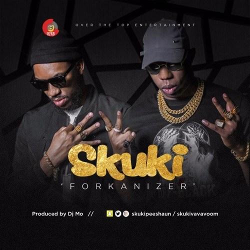 Skuki Forkanizer - MUSIC: Skuki – 'Forkanizer'