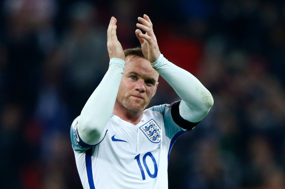 Photo of Rooney Retires From International Football