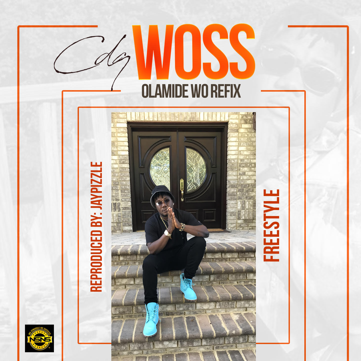 Wo Freestyle CDQ - MUSIC: CDQ – 'Woss (Olamide Wo! Freestyle)'