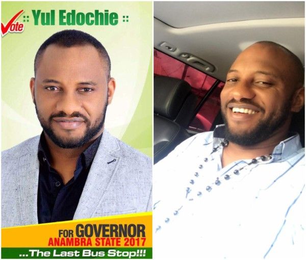 Yul Edochie - My Father In Full Support of My Political Ambition – Actor, Yul Edochie