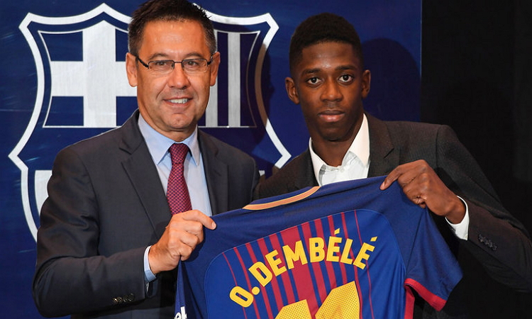 Photo of Barcelona Complete Signing of Ousmane Dembele From Borussia Dortmund