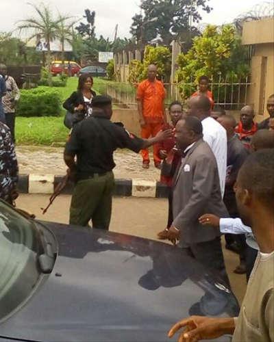 edo - Edo Assembly Impeaches Justin Okonoboh As Speaker