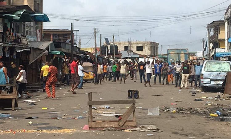 Photo of 10-year-old, Two Others Killed In Owerri Market Protest