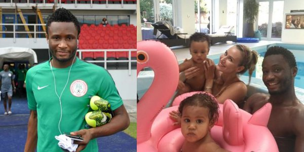 "Photo of Mikel Obi: ""My Wife's Family Will Kill Me Ff Nigeria Fails To Qualify For World Cup"""