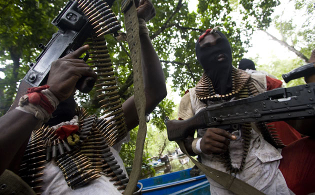 mend militants niger delta - Niger Delta Militants Withdraw Quit Notice Issued to Yorubas, Northerners