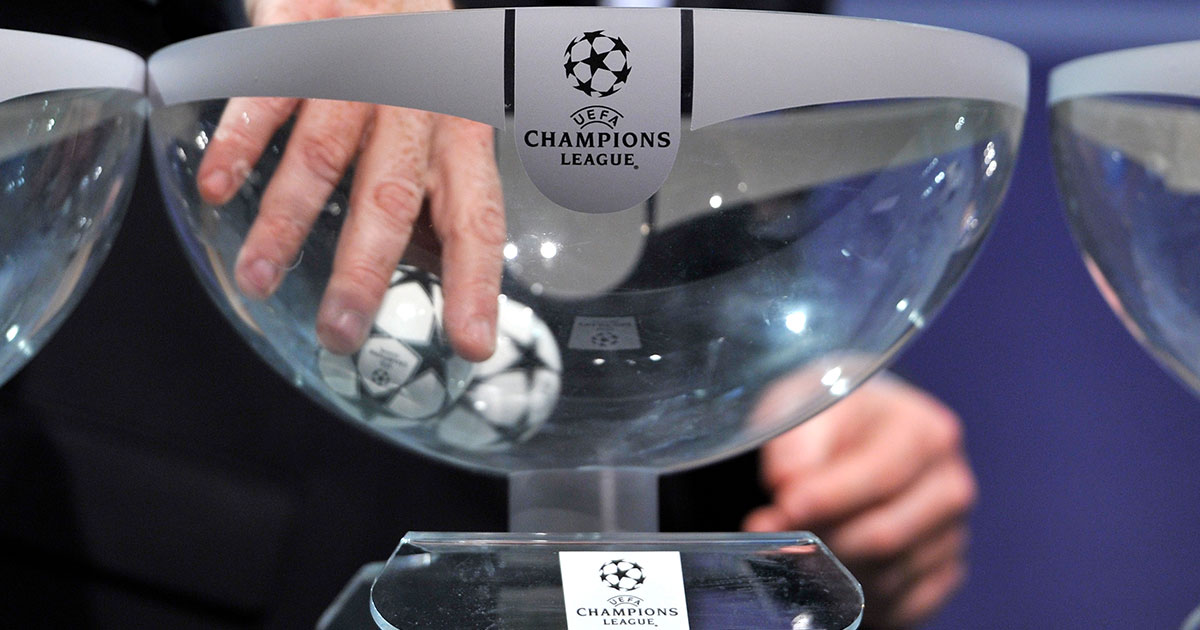 Photo of #UCLDraw: UEFA Champions League Semi-finals Draw