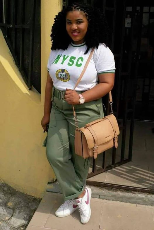 Photo of EXCLUSIVE: Female Corper In Delta State, Vera Uloma Ukah Was Not Missing – Brother Tells Okay.NG