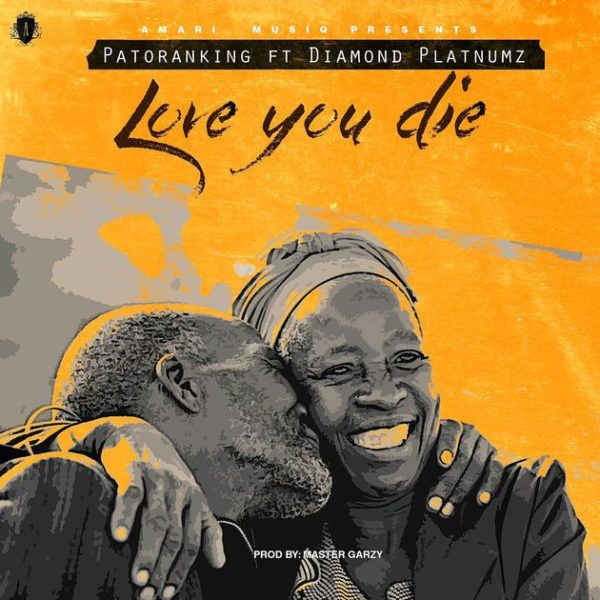 1200x630bb 27 600x600 - MUSIC: Patoranking ft. Diamond Platnumz – 'Love You Die'