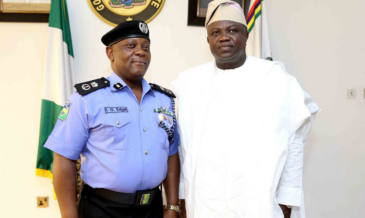 AMBODE CP - New Lagos CP Orders Officers to Shoot Any Cultist Found with Fire Arm