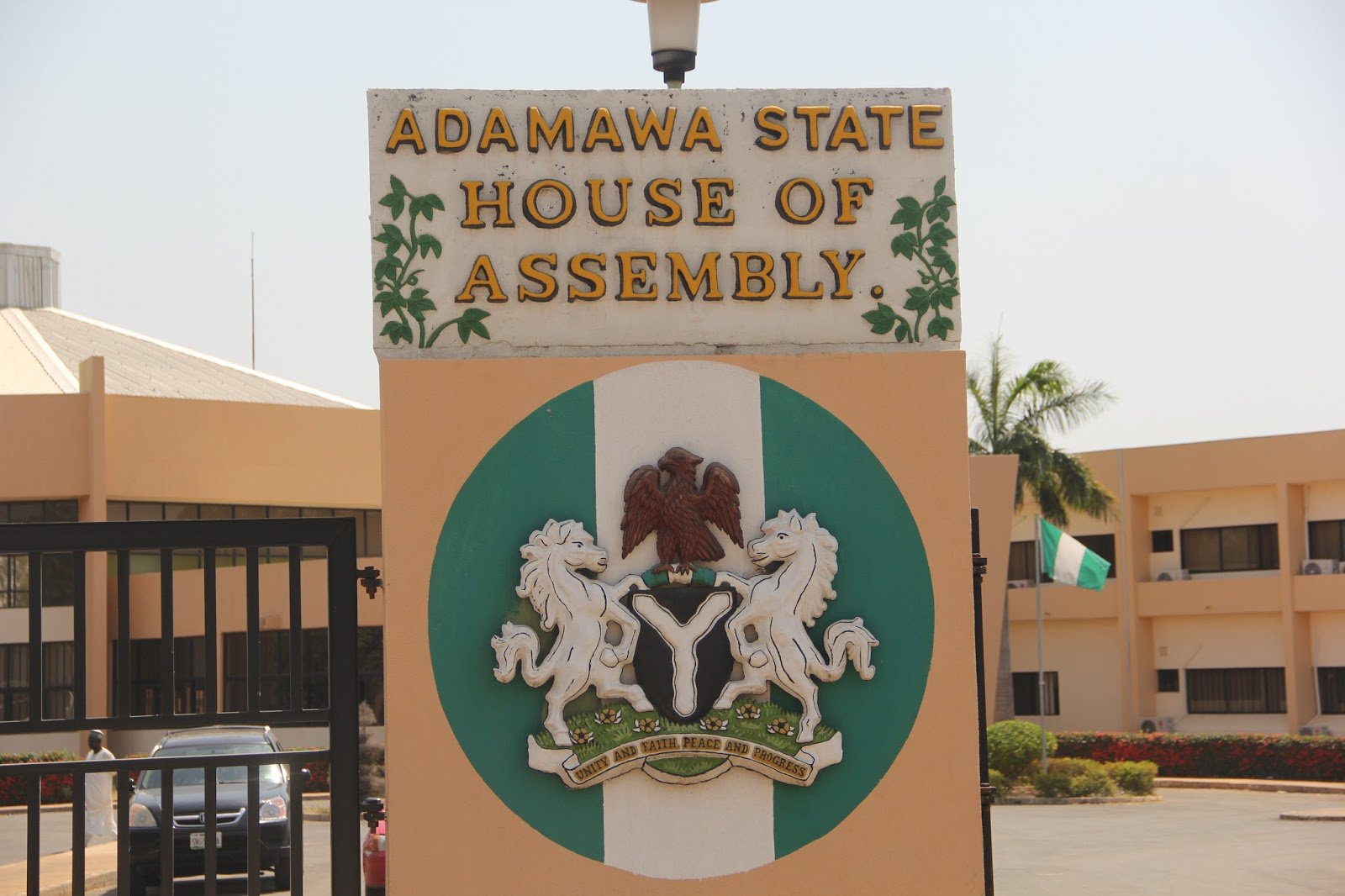 Adamawa State House of Assembly - Adamawa Assembly Impeaches Deputy Speaker, Three Others