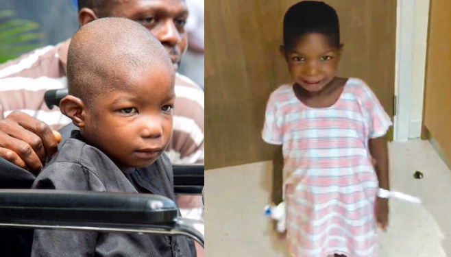 Photo of 6-year-old Boko Haram Victim Walks Again After Successful Spinal Cord Surgery in Dubai