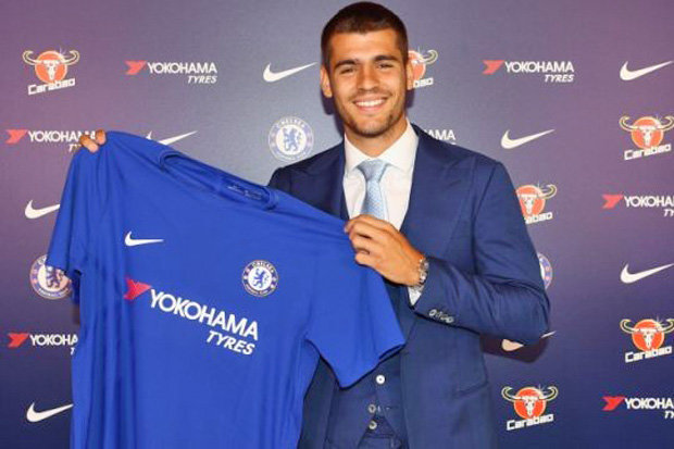 Morata – Why I Didn't Accept Manchester United's Offer