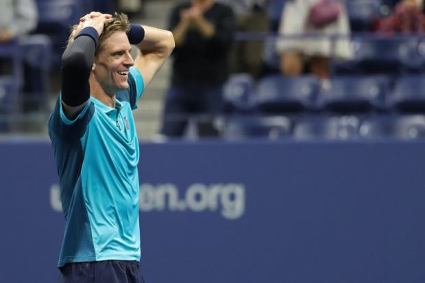 Photo of South Africa's Kevin Anderson Reaches First Grand Slam Final