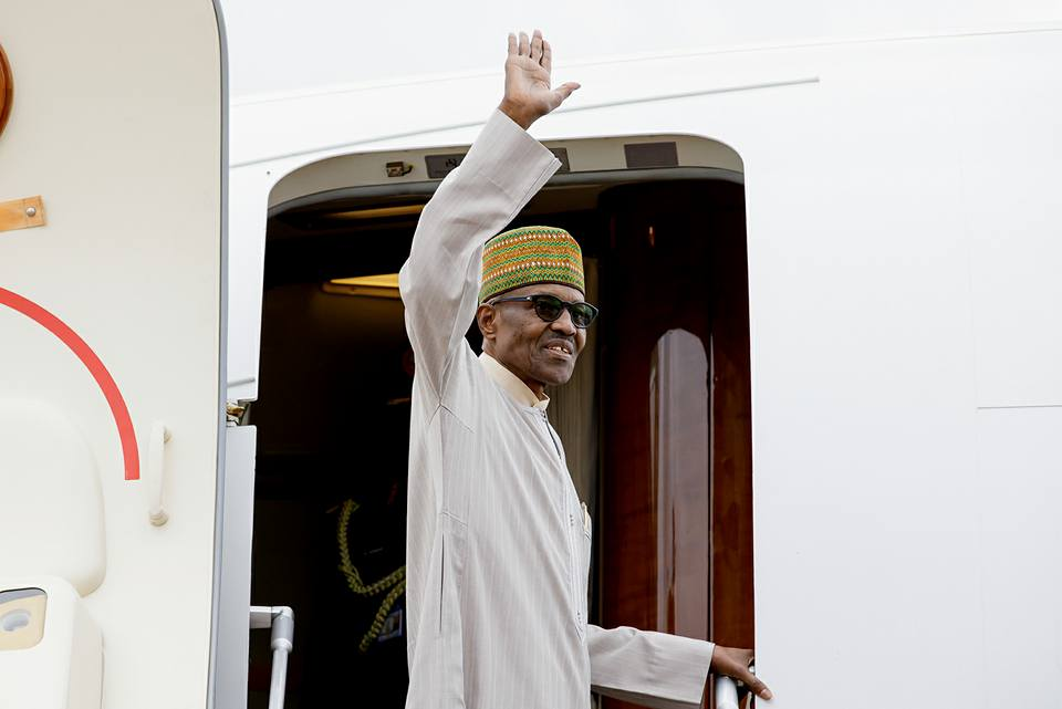 Photo of President Buhari Departs Nigeria For Turkey to Attend D-8 Summit