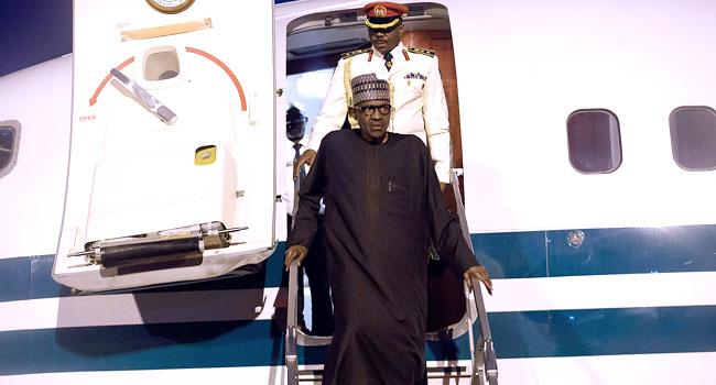 Buhari Airport