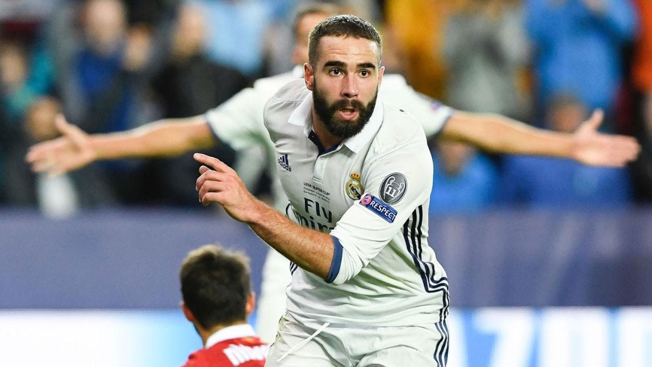 Photo of Carvajal extend Madrid contract until 2022