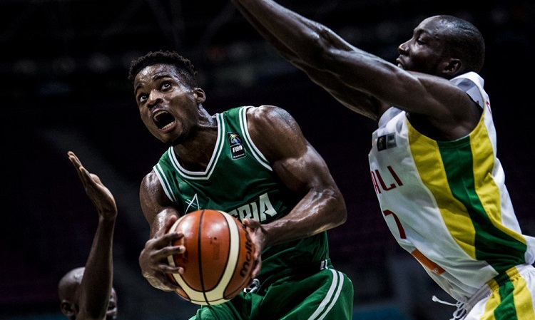 Photo of 2017 Afrobasket: Nigeria's D'Tigers Beat Mali 90-67