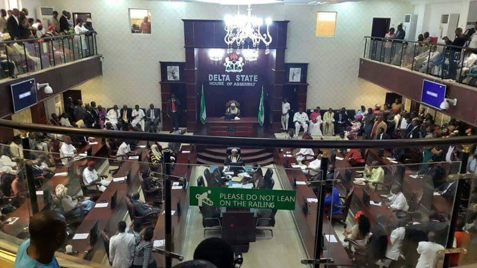 Photo of Delta State Assembly Dissolve Board of State Electoral Body