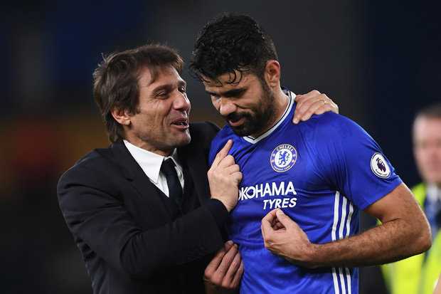 Photo of Conte Thanks Departing Costa for Chelsea Success Contribution