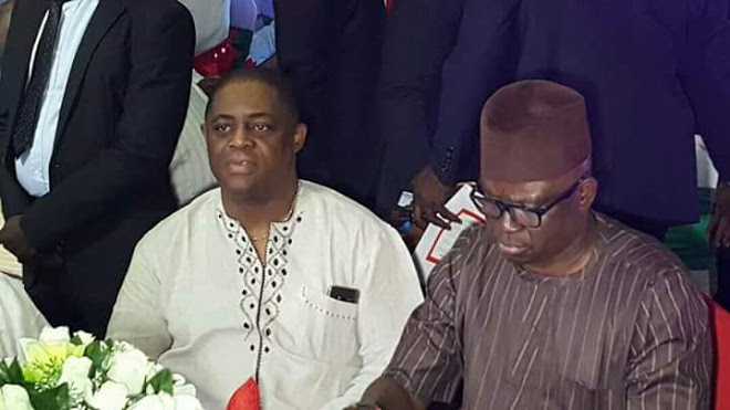 Why I Am Supporting Fayose's Presidential Ambition - Femi Fani-Kayode