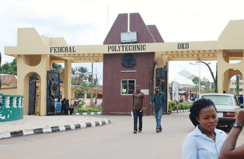 Fed Poly Oko - Post-UTME 2017: Fed Poly Oko Screening, Cut-off Mark And Registration Details