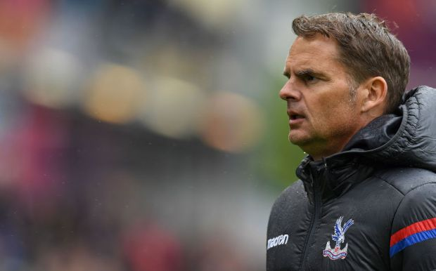 Photo of Crystal Palace Sack Frank de Boer As Manager