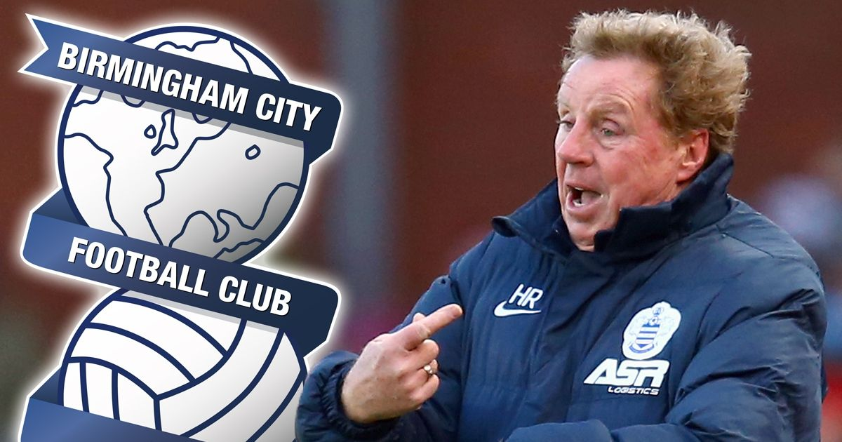 Photo of Official: Birmingham City sack Harry Redknapp