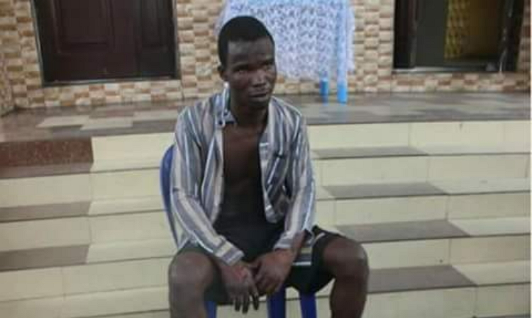 Photo of Police Re-arrests Ritual Killer Who Escaped From Custody In Rivers