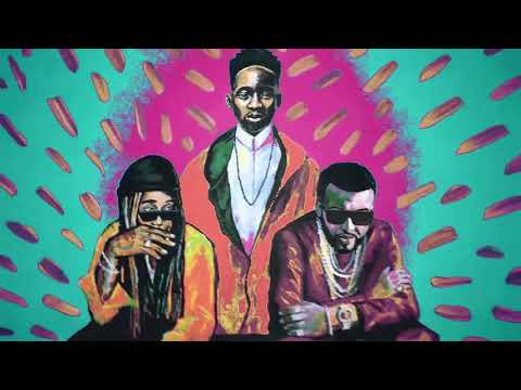 Mr Eazi & Major Lazer ft. French Montana & Ty Dolla Sign – 'Leg Over (Remix)'