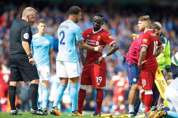 """Photo of Mane Was """"unlucky' to Have Been Sent Off Against Manchester City – Klopp"""