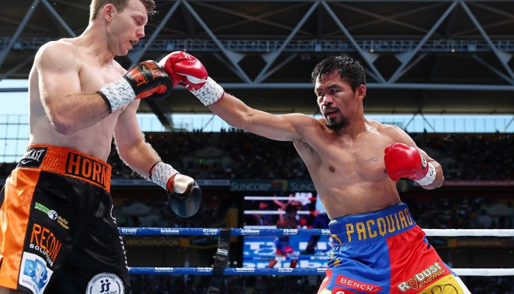 Boxing: Manny Pacquiao Wanted A Rematch With Jeff Horn