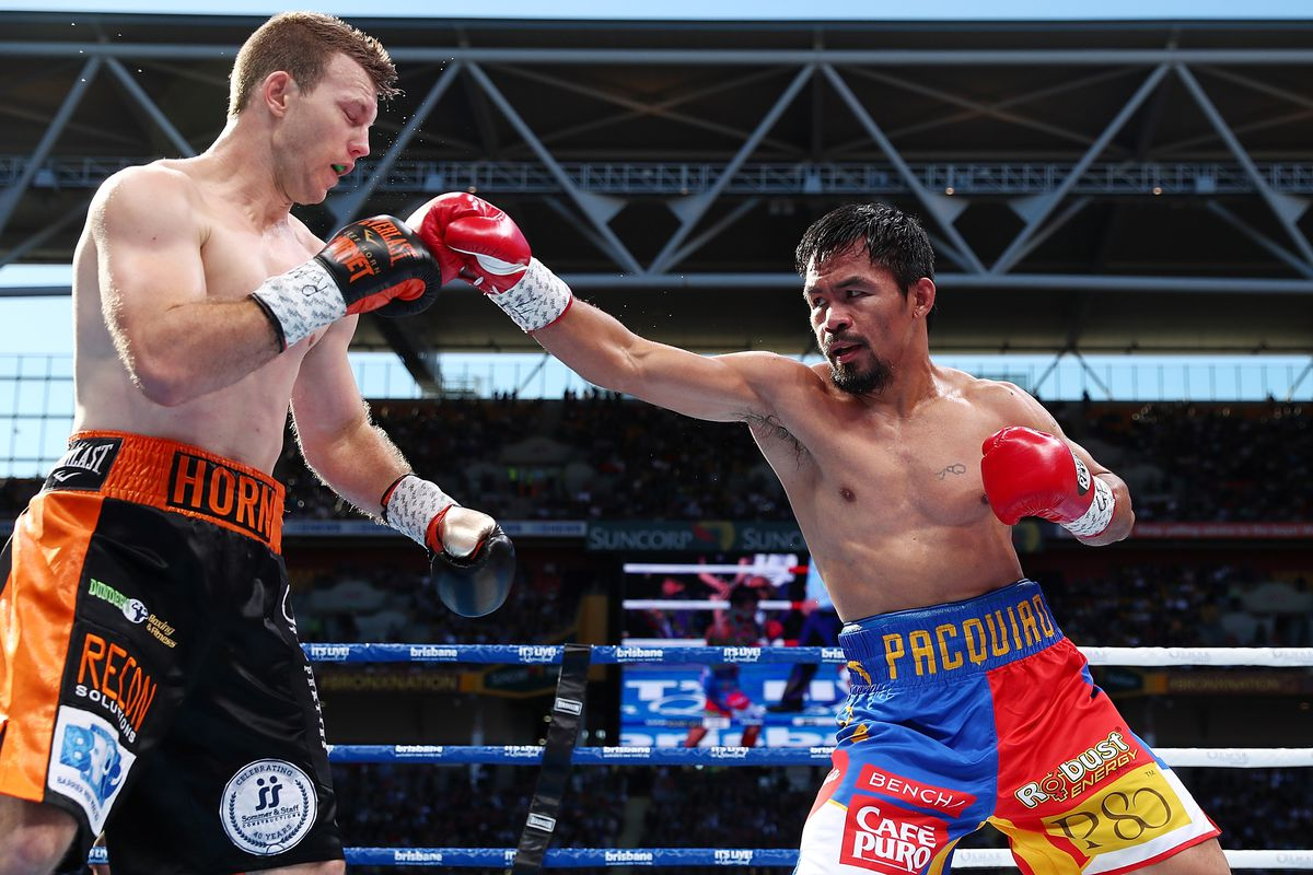 Photo of Boxing: Manny Pacquiao wanted a rematch with Jeff Horn