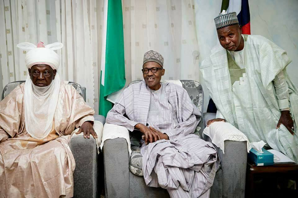 Photo of Buhari Is Not Giving Katsina Special Attention – Gov. Masari