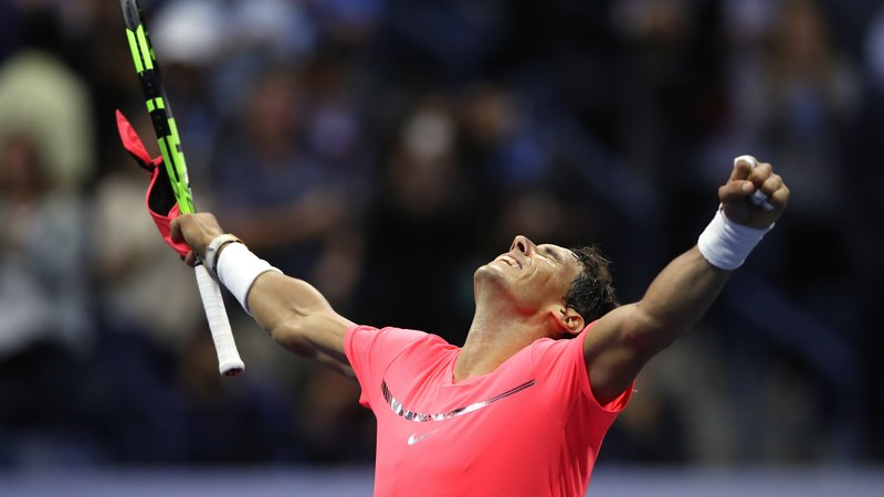 Nadal OkayNG - Rafael Nadal Beats Andrey Rublev As He Eases Into US Open Semi-finals