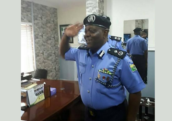 Check Out: New Lagos Police Commissioner Edgar Imohimi, Releases His Phone Number