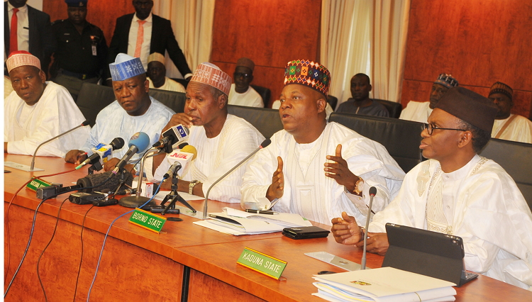 Photo of Northern Governors, Traditional Rulers to Hold Meeting On Restructuring of Nigeria
