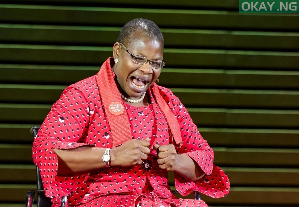 Photo of Oby Ezekwesili returns party membership card as she resigns from ACPN