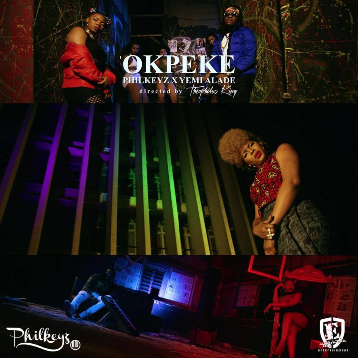 Photo of VIDEO: Philkeyz ft. Yemi Alade – 'Okpeke'