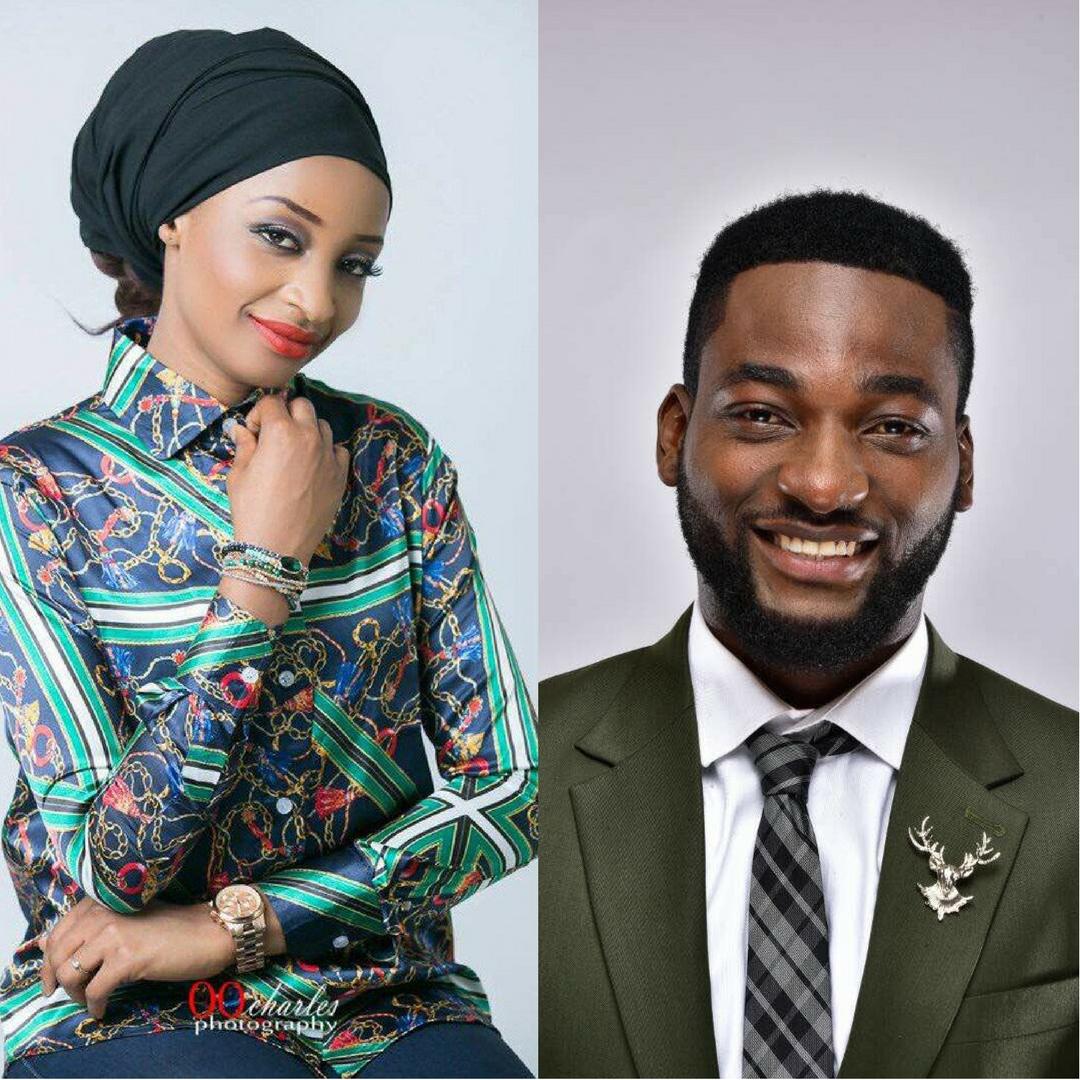 Rahama Gbe - Rahama Sadau, Gbenro Ajibade to Host 2017 BON Awards