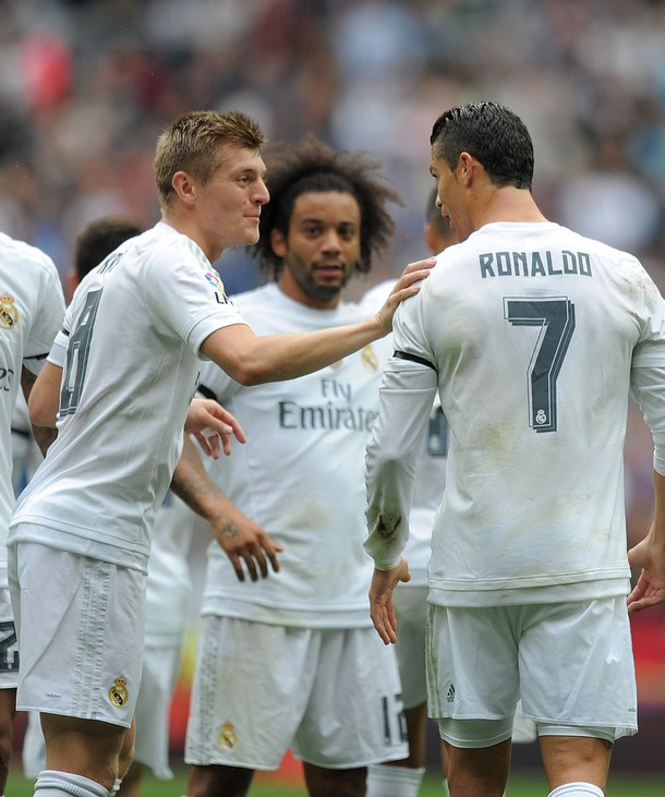 Photo of La Liga: Ronaldo, Kroos, Marcelo To Miss Out On Sunday's trip Clash Against Real Sociedad