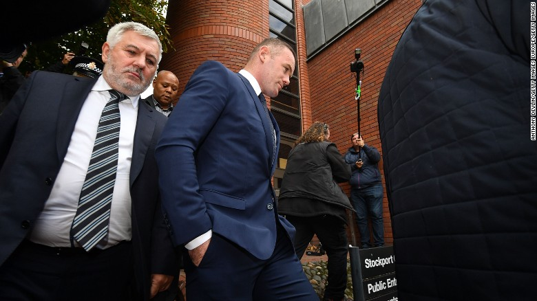 Photo of Rooney Banned From Driving For 2-years