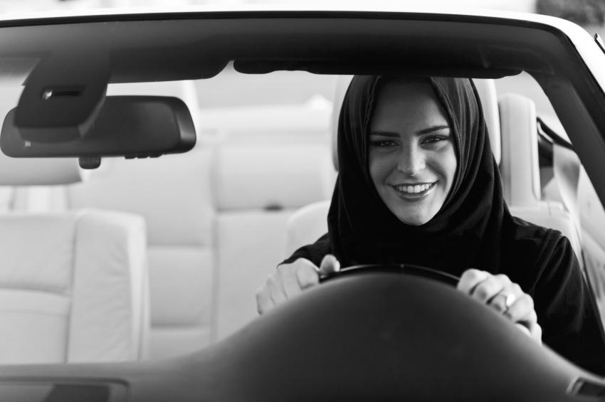 Saudi woman driving - Saudi Arabia to Allow Women to Drive