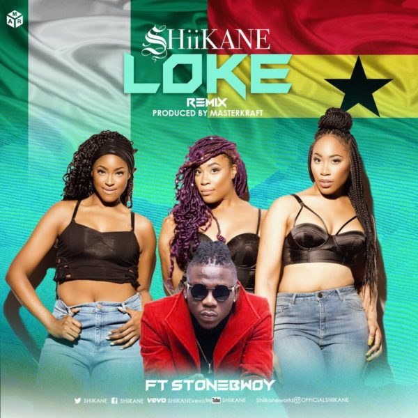 Photo of MUSIC: SHiiKANE ft. StoneBwoy – 'Loke' (Remix)