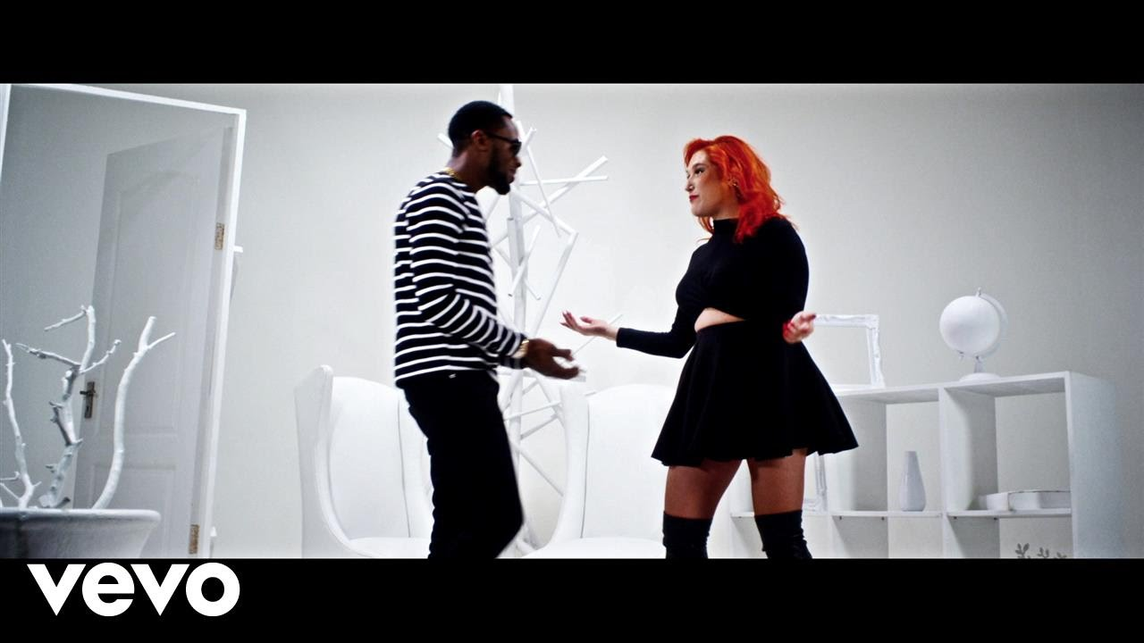 Tamara DBanj - VIDEO: Tamara Dey ft. D'Banj – 'Stuck In Our Way'
