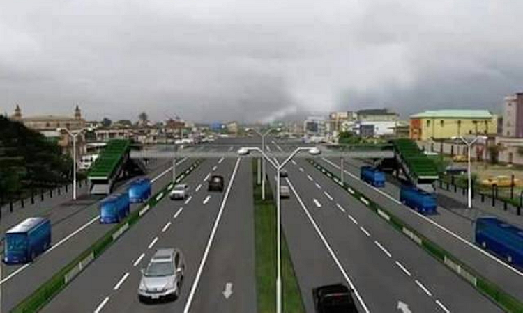 The New Oshodi Airport Road scheduled for completion in 15 months - FAAN Appeals to Passengers, Other Users For Patience Over Work On Oshodi-Airport Road
